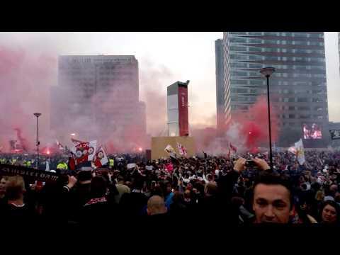 Ajax Amsterdam kampioen 2014