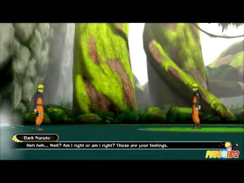 Naruto Shippuden: Ultimate Ninja Storm 3 - Playthrough Part 4