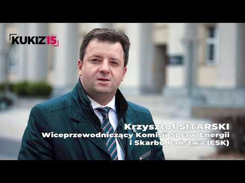 Krzysztof Sitarski - negocjacje przy utworzeniu PGG