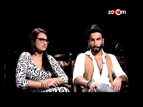 Lootera Movie special | Sonakshi & Ranveer - EXCLUSIVE INTERVIEW