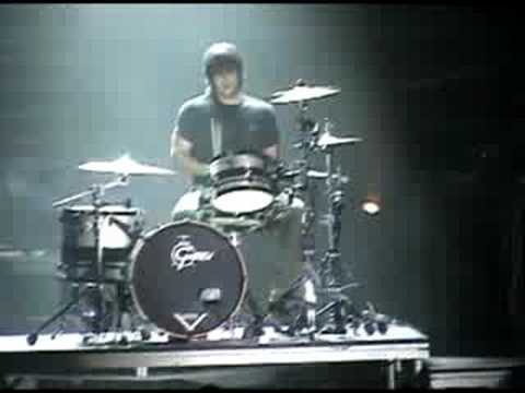 Projekt Revolution 2008 Rob Bourdon Solo Video