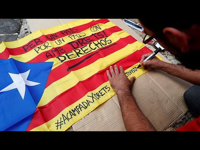 What is the future for Catalan independence now?