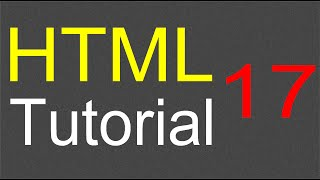 HTML Tutorial for Beginners - 17 - Date and number box