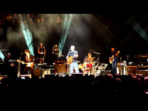 Eric Clapton live 2013 Royal Albert Hall, Hello Old Friend + My Father's Eyes, 18th May,