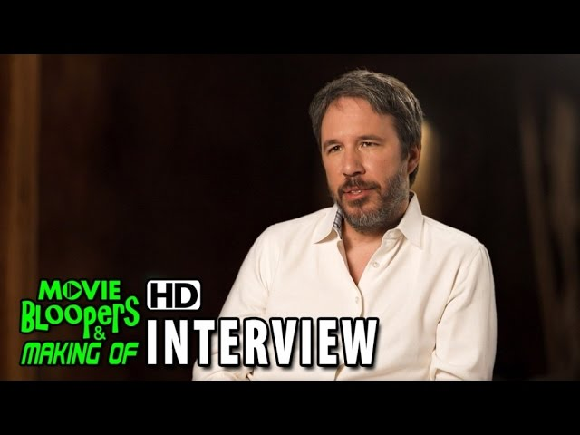 Sicario (2015) Behind the Scenes Movie Interview - Denis Villeneuve 'Director'