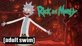 Sneak Peek: Wake Up Sanchez | Rick and Morty | Season 3 | Adult Swim