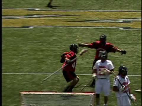 Maryland Terps lacrosse Video