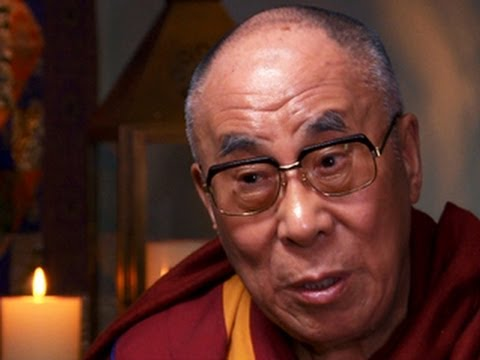 A candid conversation with the Dalai Lama