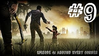 The Walking Dead - Episode 4 - Gameplay Walkthrough - Part 9 - SCHOOL OF THE DEAD (Xbox 360/PS3/PC)