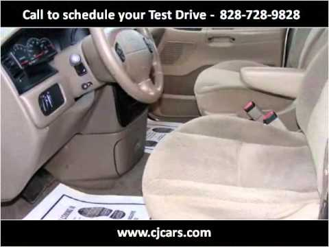 1999 Ford Windstar Used Cars Lenoir NC