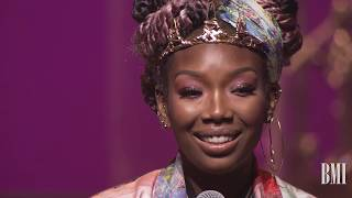 Highlights from the 2019 BMI R&B/Hip-Hop Awards Honoring Brandy