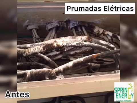 Condomínio Duas Praias - Adequação Elétrica - SPRING ENERGY