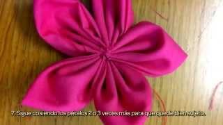 Como Hacer Flores De Tela Coloridas - Hazlo Tu Mismo Manualidades - Guidecentral
