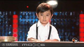 Evan Le - performances from VSTAR Kids