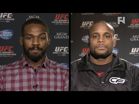 UFC 182: Jon Jones and Daniel Cormier Speak Ahead of Grudge Match