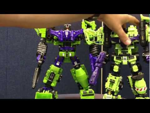 TFC-007 Rage of the Hercules Add-On Set