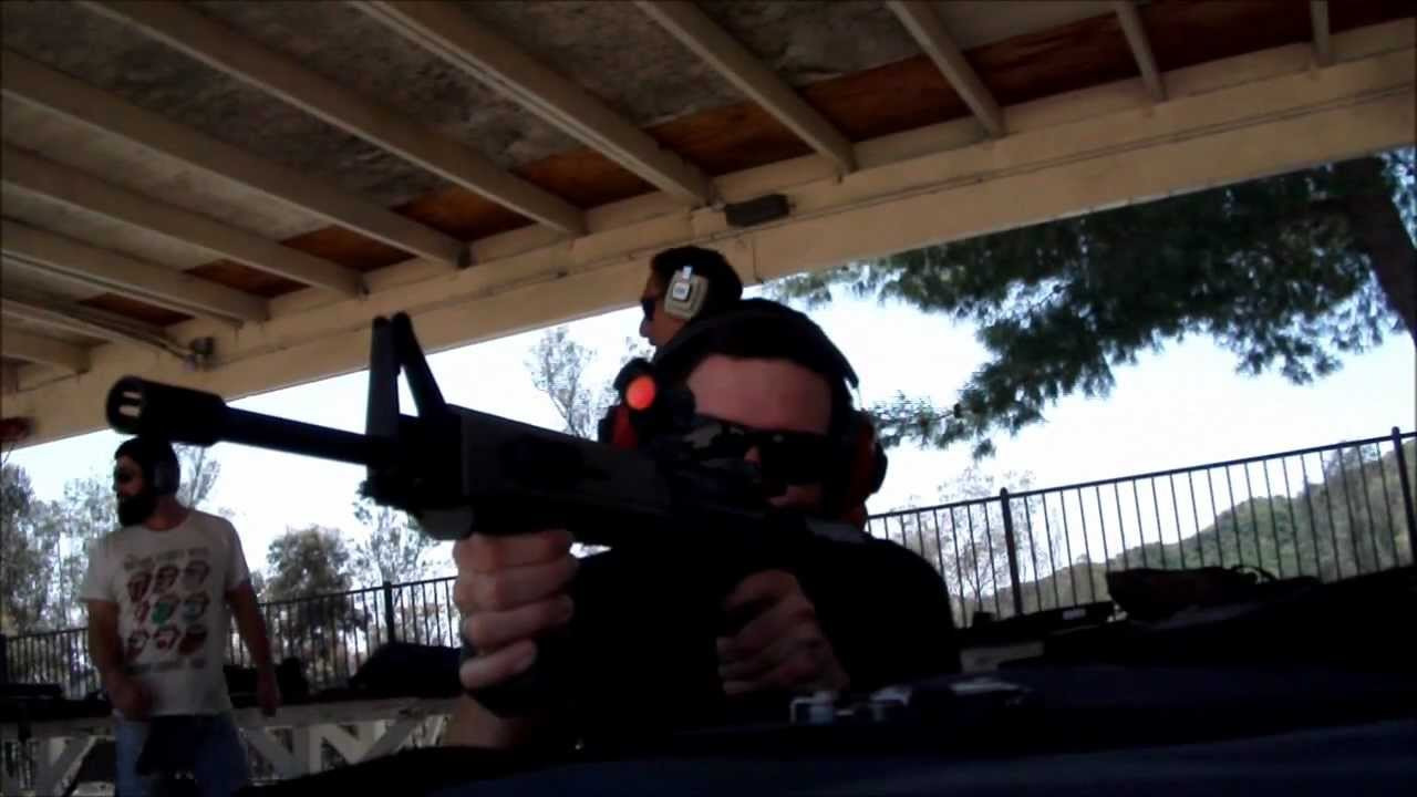 Shooting The Bushnell Trs 25