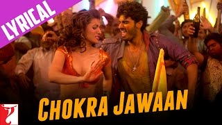 Ishaqzaade - Chokra Jawaan - Full song with lyrics - Ishaqzaade