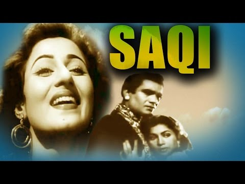 Full Movie Hindi SAQI 1952 | Madhubala | Hindi Old Movies |...