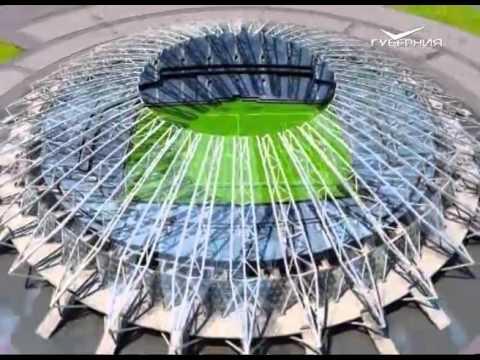 как построить стадион с куполом качественном термобелье