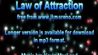 Hypnosis - Law of Attraction