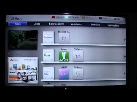 TV 3D LG 47LW5700