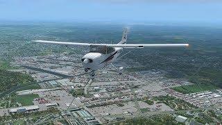 [FSX DX10] UTX + ORBX openLC/Vector.. Does it work?   A2A Cessna C172