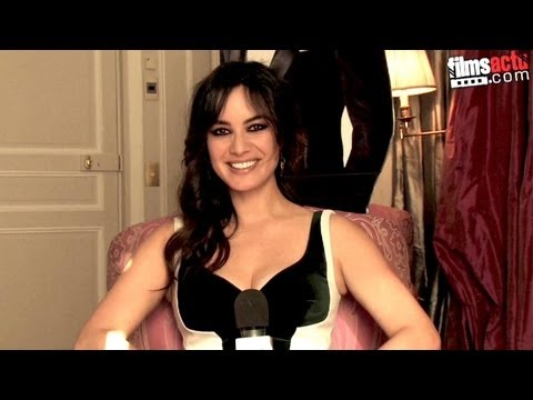 Berenice Marlohe : la James Bond Girl de Skyfall en Interview pour Filmsactu