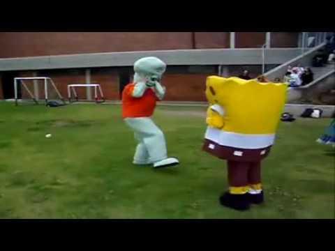 las mejores peleas de botargas