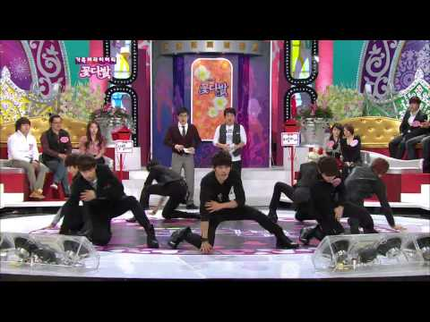 【TVPP】INFINITE - Scorpion Dance, 인피니트 - 화제의 전갈 춤! @ Flowers