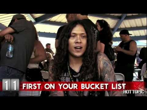 Hot Minute: As I Lay Dying's Nick Hipa