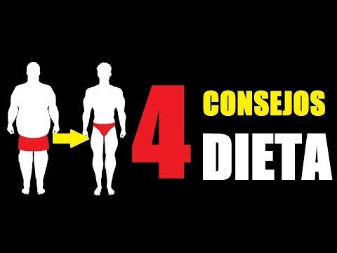 ¿A Dieta?: 4 Consejos Para Sobrevivir