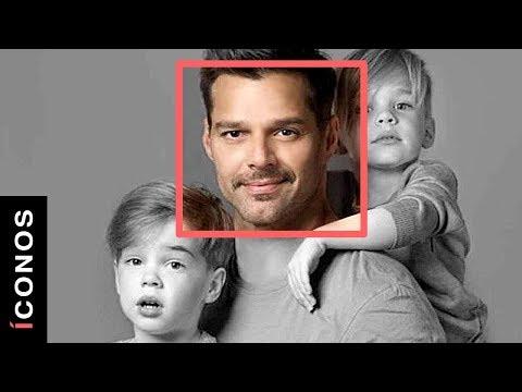 Ricky Martin quiere que sus hijos sean gays