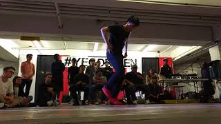 All Styles Unrivaled - BBoy 1x1 - Link X Ming