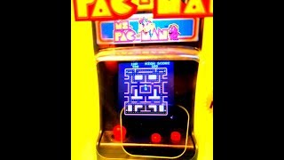 World's Smallest Toys 80's Miniature Mini Arcade Ms Pacman Game Review