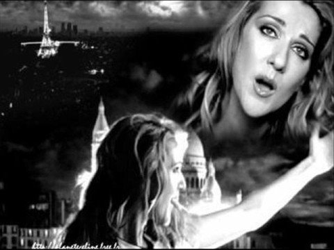 Celine Dion - Goodbye's The Saddest Word Karaoke instrumental (backing Track) (a New Day Has Come) video