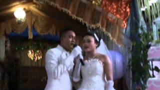 Eq & Tony de Fretes,lagu cinta sehidup semati, Oleh Vecky Haumahu