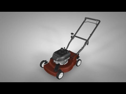 Lawn Mower Repair - How It Works