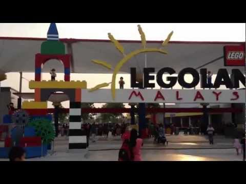 Legoland Johor Bharu Malaysia and hotels nearby