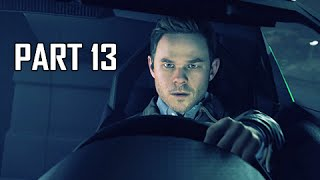 Quantum Break Walkthrough Part 13 - Hostage (XBOX One Let's Play Commentary)