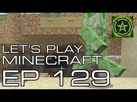 Lets Play Minecraft - Episode 129 - Zombie Doctor Part 2