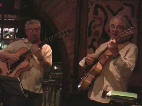 Jimmy Bruno and John Pisano play Body and Soul
