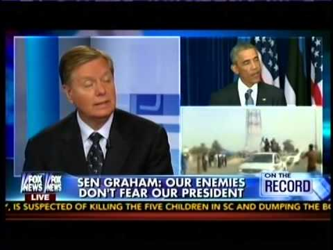 Graham Discusses ISIS Threat, Obama's Foreign Policy in Lead-Up to Address on ISIS