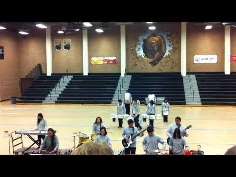 St Genevieve High School Drumline