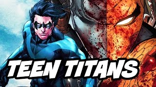 Teen Titans The Judas Contract Review and Comics Problems Explained