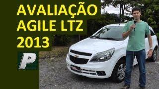 Caçador de Carros: Chevrolet Agile LTZ 2013 EM DETALHES