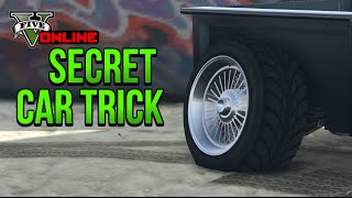 "GTA 5 ONLINE: How To Camber a Vehicle ""Secret Car Tricks"" (GTA 5 TRICKS)"