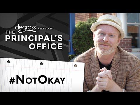 The Principal's Office: #NotOkay - Episode 104
