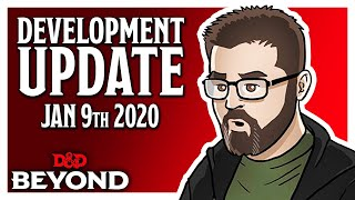 D&D Beyond Dev Update - Downtime Review, Discount Codes & More!