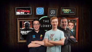 CoD: Black Ops 3 Chat, Broken Age, Kinda Funny Announcement! - The Lobby [Full Episode]